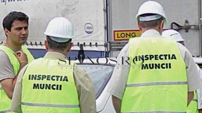 Inspectorii de muncă ,din nou, pe teren