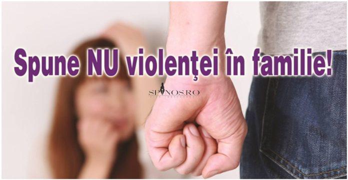 BĂRBAT ARESTAT PREVENTIV PENTRU VIOLENȚĂ ÎN FAMILIE