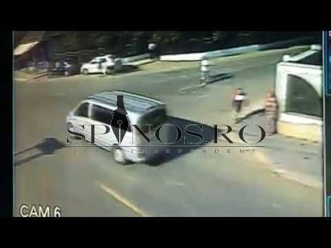 Bărbat lovit din plin cu un bolid la Murgeni