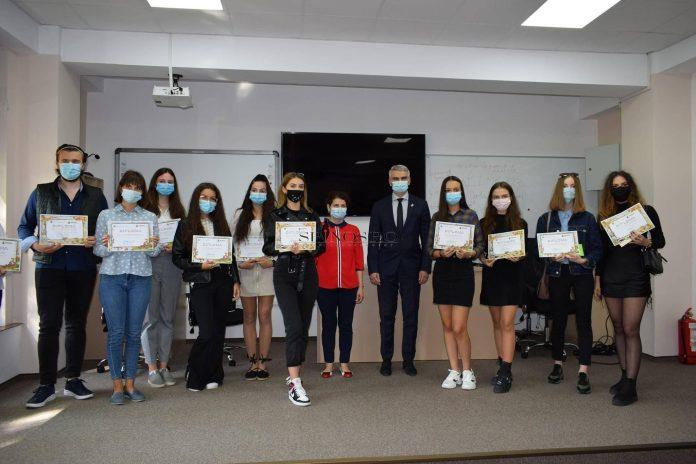 Elevii de zece ai județului au fost premiați ( Foto)