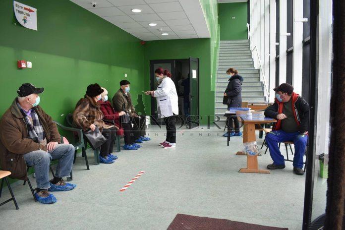 Primarul municipiului Bârlad s-a vaccinat anti Covid-19( Foto)