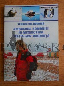 povestea exploatatorului care a dus numele României în Antarctica