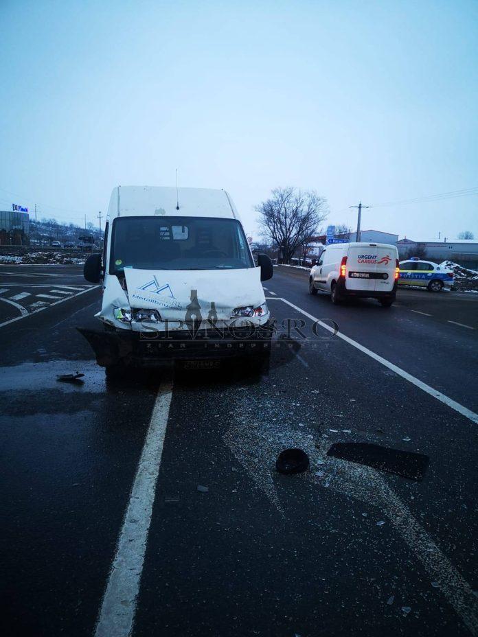 Accident rutier soldat cu o victimă la ieșirea din Bârlad ( Foto)