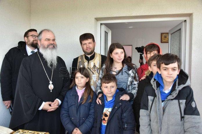 6550 de persoane au fost ajutate de Episcopia Hușilor în 2020