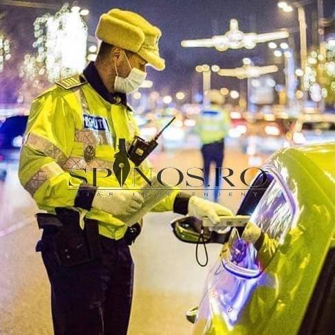 La volan,sub influența băuturilor alcoolice, o șoferiță din Bârlad a provocat un eveniment rutier