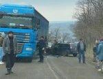 accident rutier Pogana