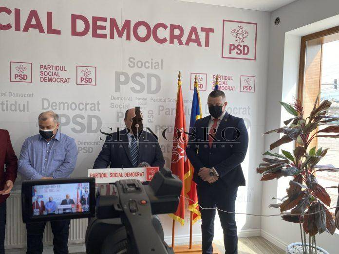 Deputatul PSD, Eduard Popica și-a inaugurat primul cabinet parlamentar la Bârlad