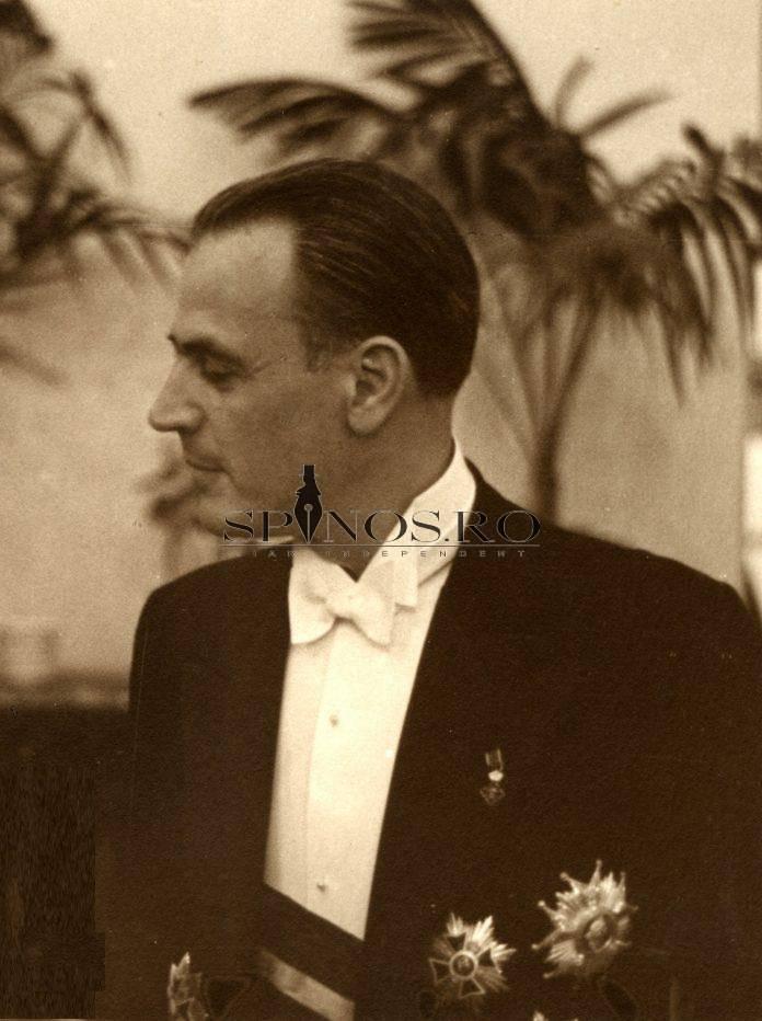 Grigore Gafencu ,sursa foto: Arhivele Diplomatice ale Ministerului Afacerilor Externe