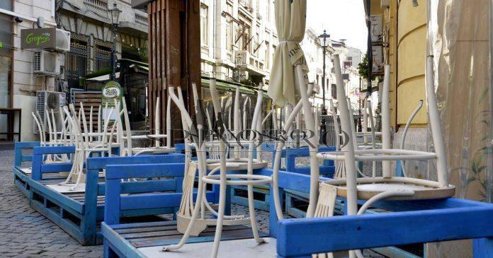 De mâine,la Bârlad,se închid din nou restaurantele şi cafenelele