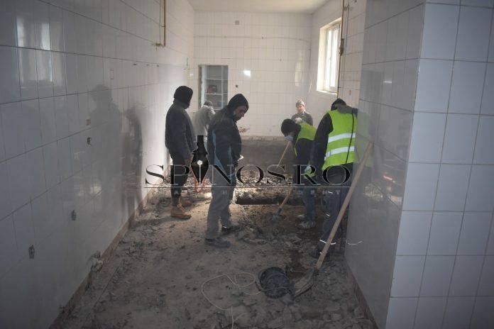 renovari spital copii barlad