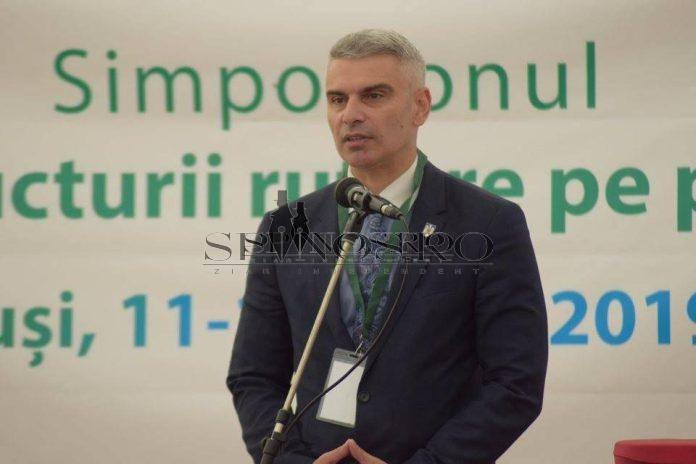 Mircea Gologan,fostul prefect al judeţului Vaslui