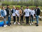 """O parte din romii de la Murgeni au sărbătorit """" Ziua Pământului"""""""