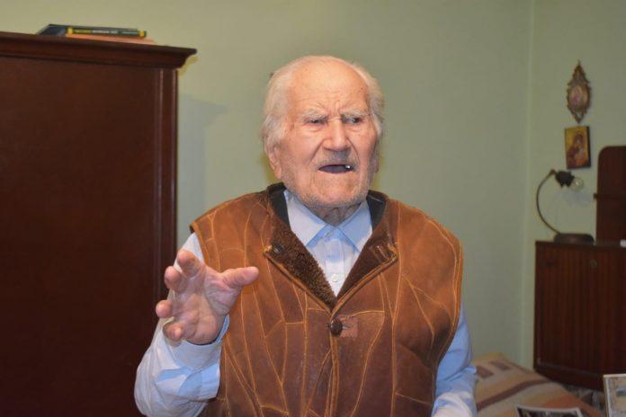 Gheorghe Voiculescu sărbătorit la împlinirea vârstei de 101 ani