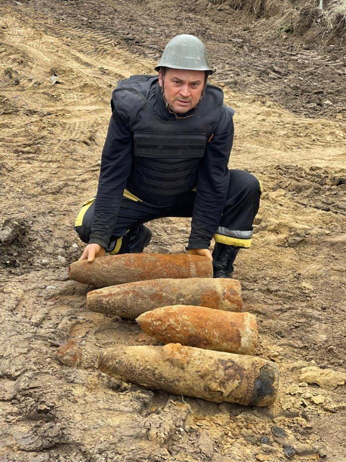 Proiectile neexplodate găsite în apropierea Spitalului Județean Vaslui