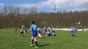 Rugby, Bârlad,etapă,meci