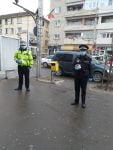 Polițiștii locali bârlădeni au marcat într-un mod inedit Ziua Mondială a Sănătății ( FOTO)