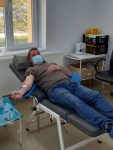 """Pompierii bârlădeni au spus """" prezent"""" la Centrul Județean de Transfuzie Sanguină ( Foto)"""