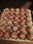 Ouăle încondeiate au vestit și la Vaslui