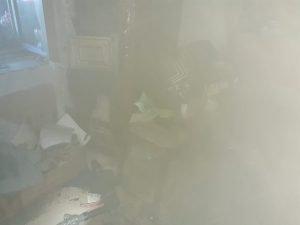 Incendiu, casă