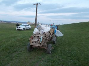 Deșeuri, saci, Vaslui