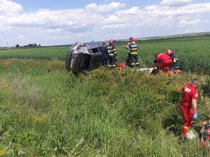accident rutier, victime,Tutova
