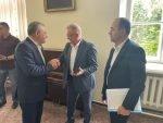 vizită,proiecte,Consiliul Județean, Republica Moldova
