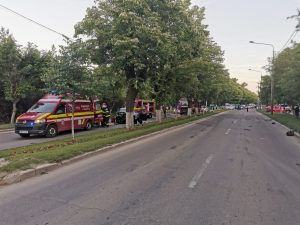 Ultima oră: Accident rutier soldat cu victime în zona IRB ( Foto)