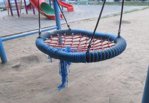 Un parc din Bârlad a fost vandalizat