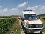 bebeluș,ambulanțeri bârlădeni