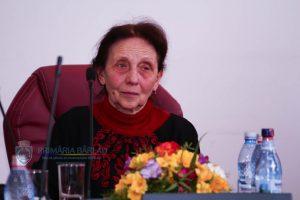 Elena Monu, Bârlad