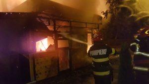 Incendiu, Bârlad