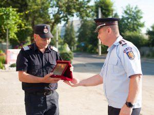 Pompieri, pensie, ISU Vaslui