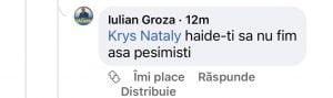 Iulian Groza, analfabet, consilier local