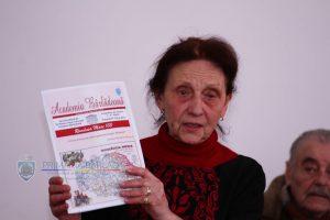cetățean de onoare, Elena Monu