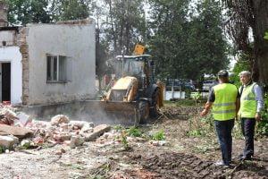 Construcție grădiniță