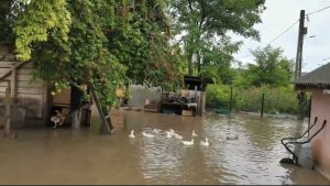 inundații, Epureni