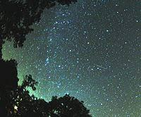 Perseide, meteoriți