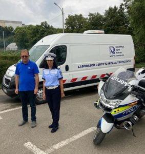 RAR Vaslui, poliția rutieră