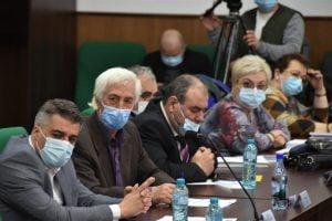 Alocări bugetari, CJ Vaslui,consilieri județeni