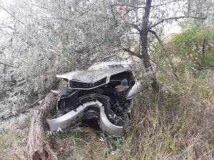 accident rutier, ISU Vaslui