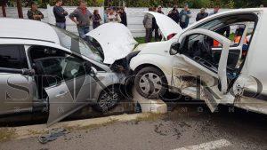 accident rutier, Solești